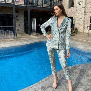 TopShop suit set size US 2/4 (S)